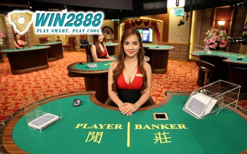 Win2888 là nhà cái có nguồn gốc từ Trung Quốc