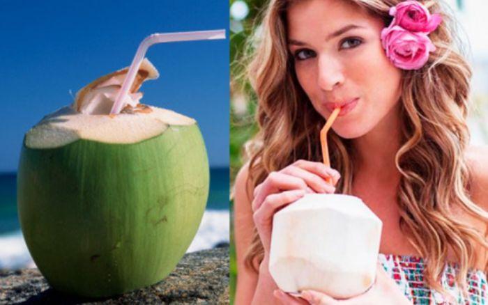 Mơ thấy mình uống phải quả dừa có nước chua loét đừng bỏ lỡ cặp số 00 - 12